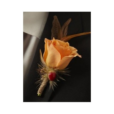 Free Spirit Boutonniere